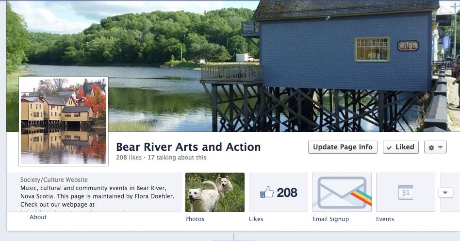 Bear River Arts andAction
